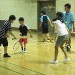 亀小室内テニス2mini