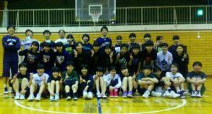 中学バスケクラブ201803