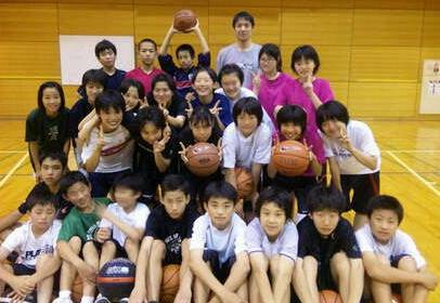 中学生男女バスケ